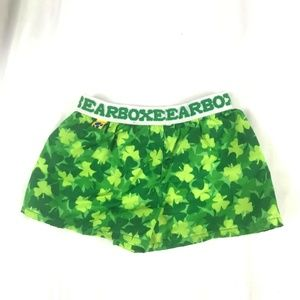 Build-A-Bear Other - Build A Bear Christmas Red Boxers & St. Patricks D